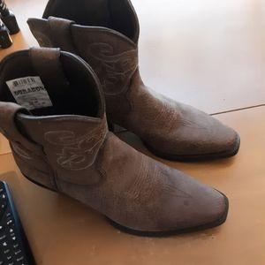 Durango Crush shortie boot RD3403